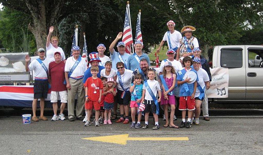 2012 Barnstable Village July 4th Parade