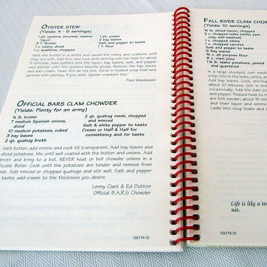 Shellfishing Cape Cod: The B.A.R.S. Book Of Favorite Shellfish Recipes