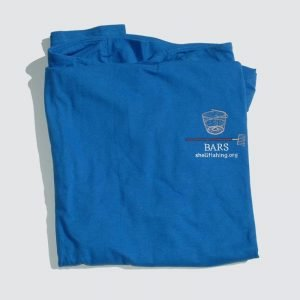 BARS-blueTshirt-detail