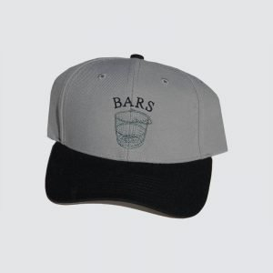 BARS-gray-hat-navy-brim
