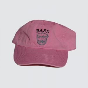 BARS-pink-hat
