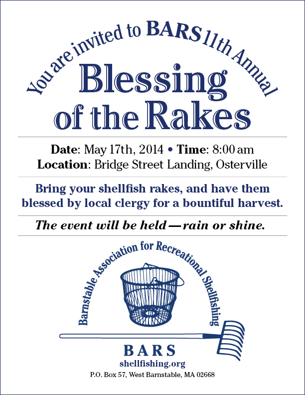 BARS 11th Annual Blessing of the Rakes