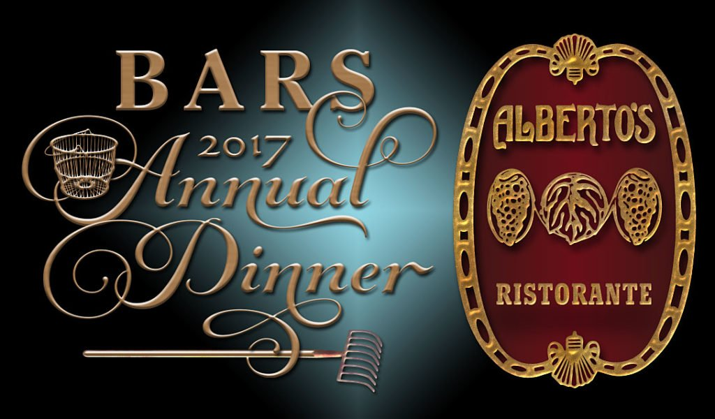 2017 BARS Annual Awards Dinner