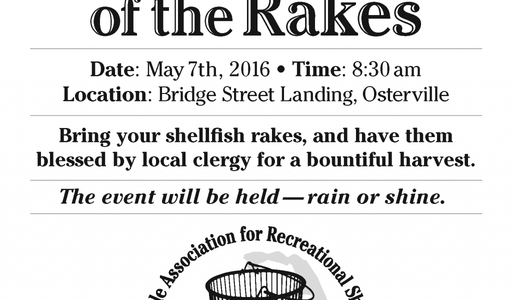 Blessing of the Rakes 2016