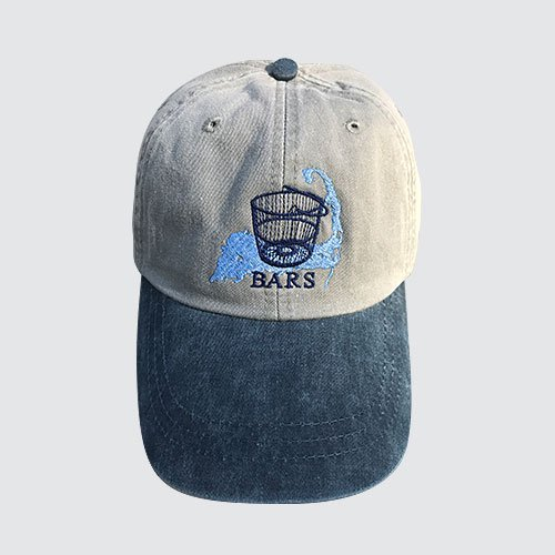 BARS Classic Hat with new BARS-Cape Cod logo
