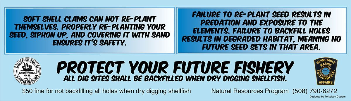 Protect your future fishery.