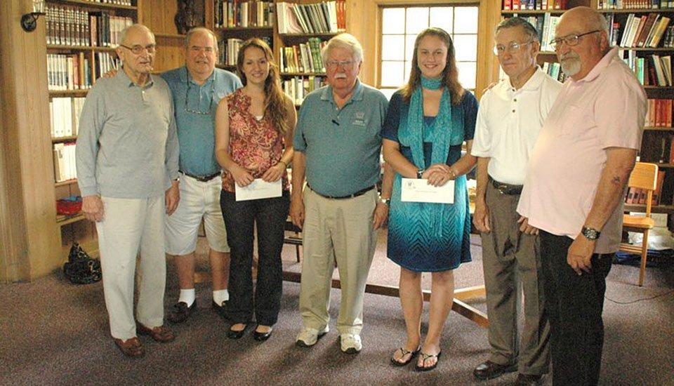 BARS 2013 scholarship winners