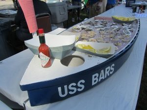 USS BARS Oyster Bar