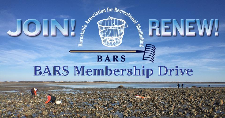 BARS Membership Drive