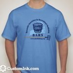 BARS Cape Cod Logo T-shirt