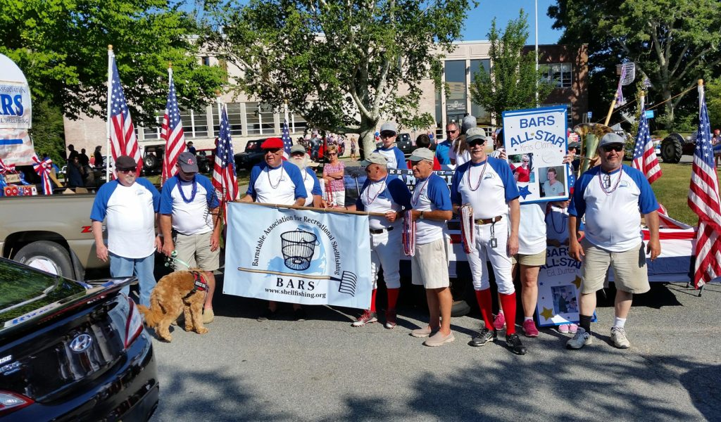 BARS at Barnstable-West Barnstable July 4th Parade