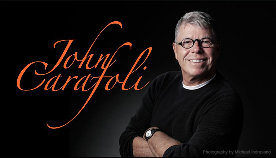John Carafoli Food Consultant • Food Stylist • Author • Blogger