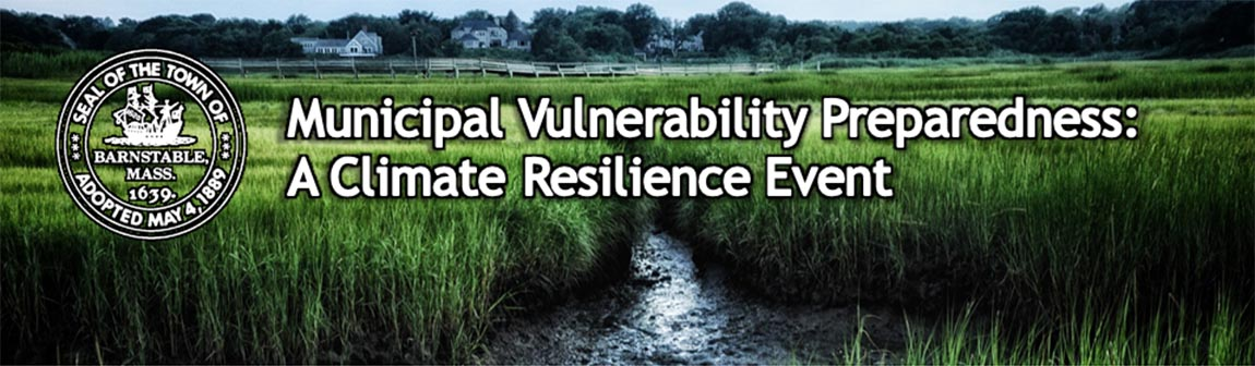 Municipal Vulnerability Preparedness: A Climate Resilience Event
