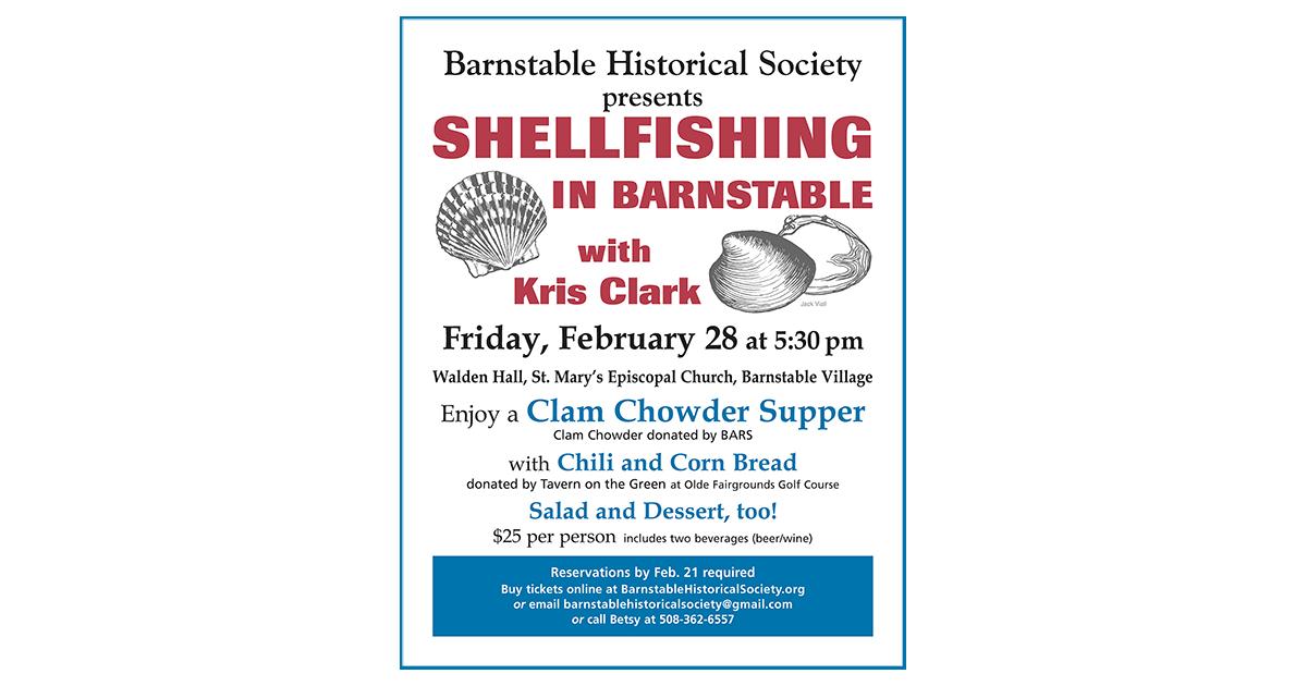 Shellfishing in Barnstable with Kris Clark