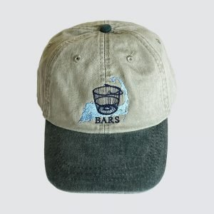 Classic BARS Hat with new logo